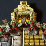 Heroquest Chaos Warriors