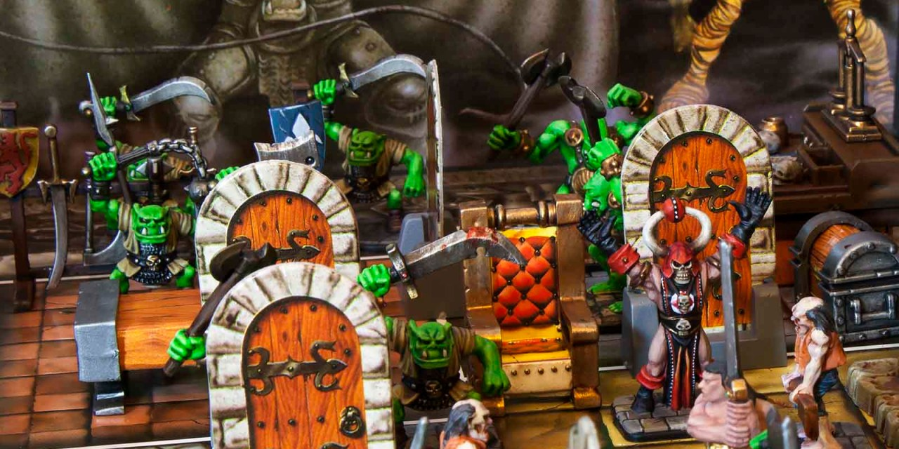 Showcase: Heroquest