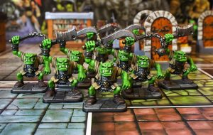 heroquest orcs