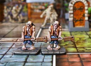 Heroquest Zombies
