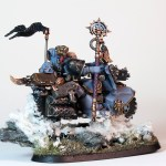 space wolves rune priest biker