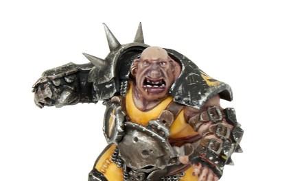 Showcase: Blood Bowl Ogre