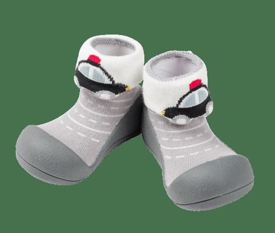 Meia/Sapato ATTIPAS - Two Style - Tartaruguita
