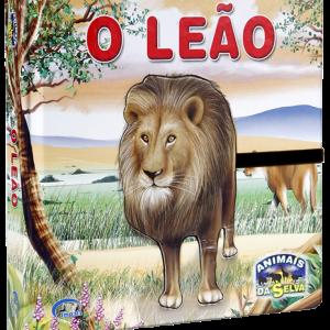 O Leão - Animais da Selva - Tartaruguita