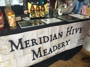 From the lovely folks at Meridian Hive Meadery.