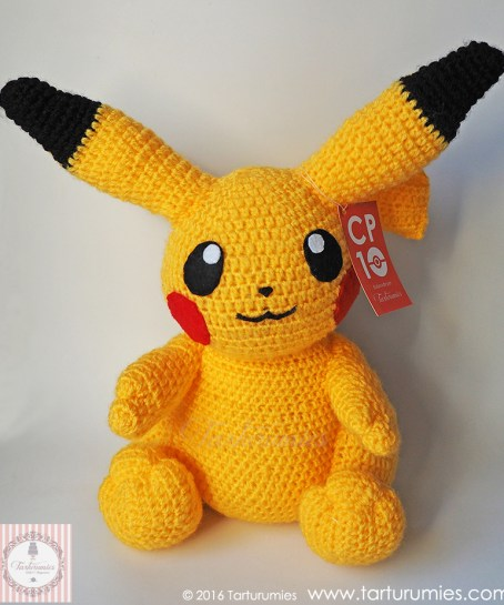 Pokemon Pikachu Tarturumies