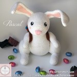 "Easter Bunny ""Pascal"""