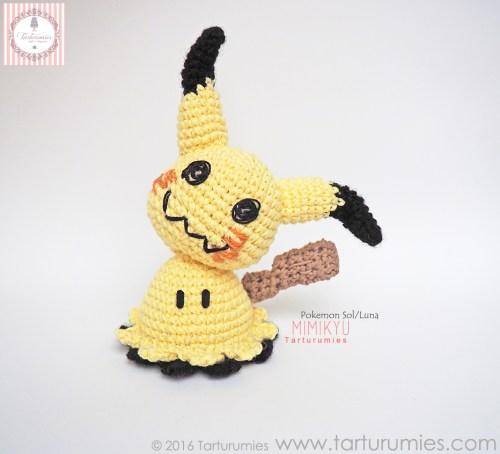 Pokémon Mimikyu Tarturumies
