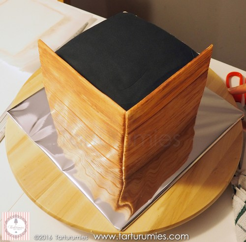 Step 5 - Cake Box of Musical Instruments
