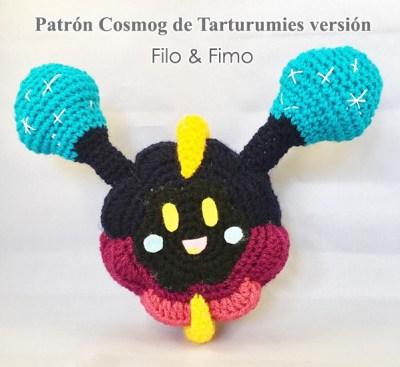 Patrón Cosmog de Tarturumies versión Filo & Fimo