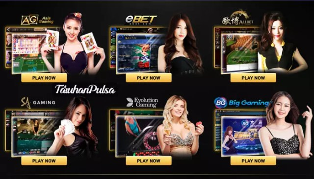 Judi Casino Yang Tersedia Di Joker123