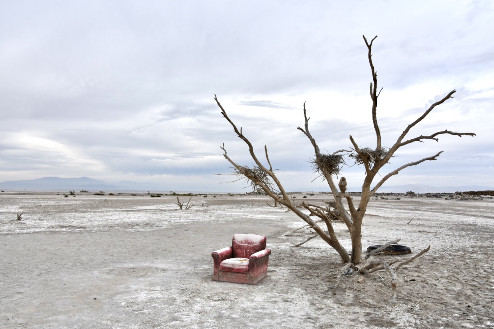 Road: Soundscapes, Mud Volcanoes and Hammertown