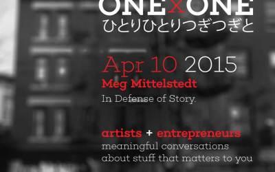 ONExONE April Edition