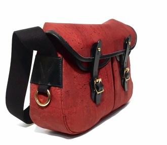 Nachhaltige Tasche aus Kork