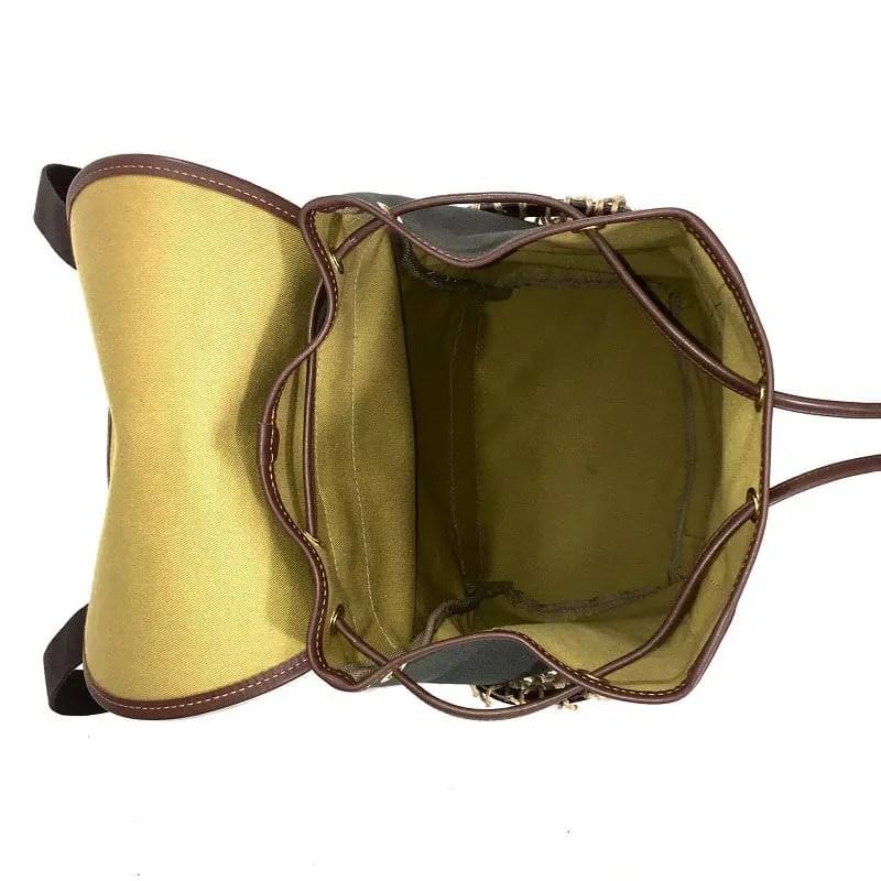 buckthorn rucksack open