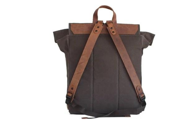 Herren City Rucksack Gorsch - Nachhaltige Taschen von Margelisch 6