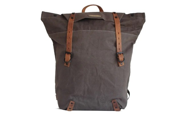 Herren City Rucksack Gorsch - Nachhaltige Taschen von Margelisch 4