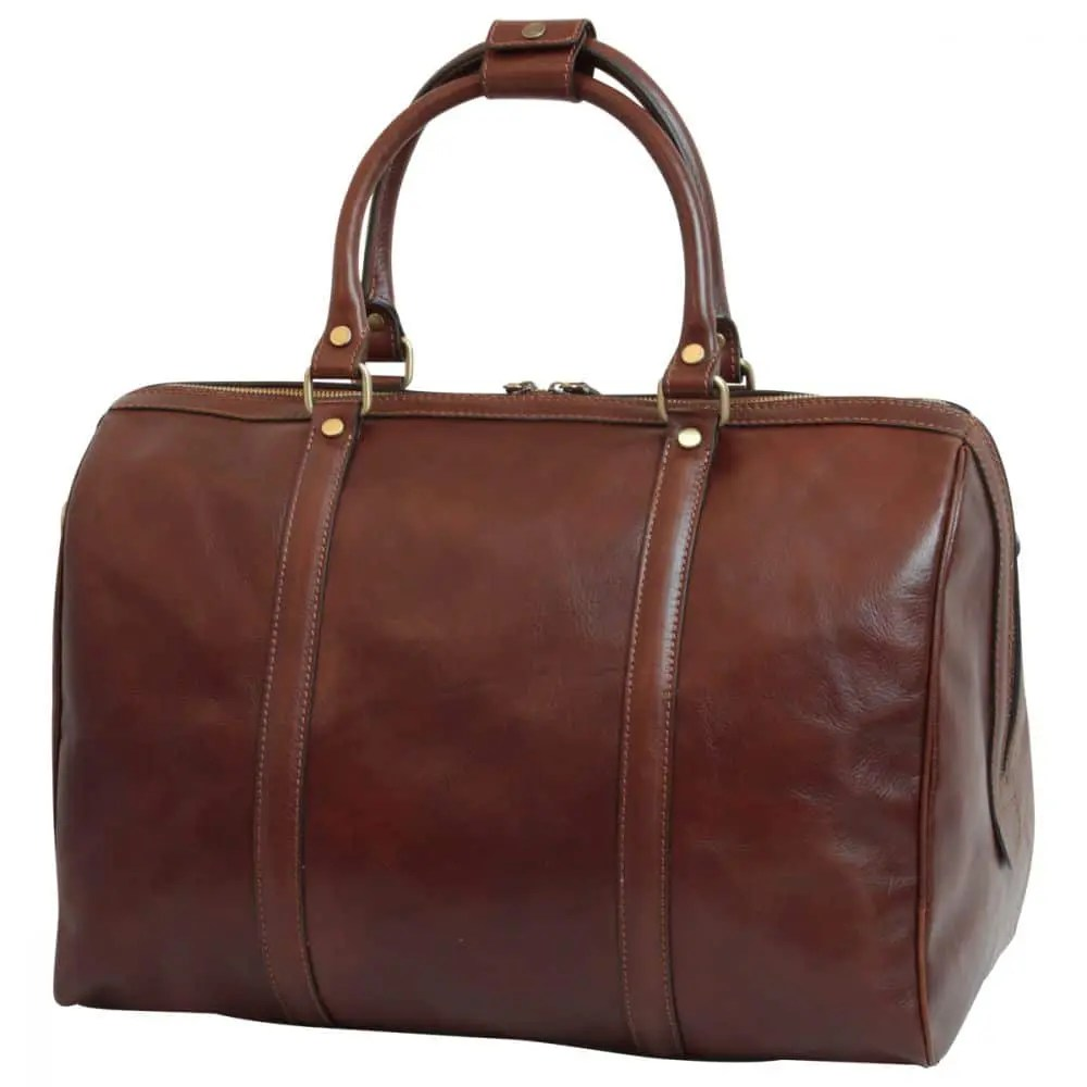 Frontansicht Duffel Bag Old Angler