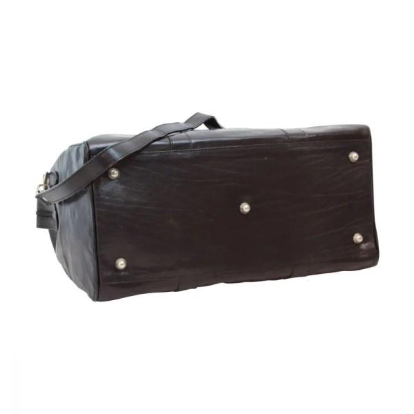 Boden Reisetasche mit Schultergurt schwarz