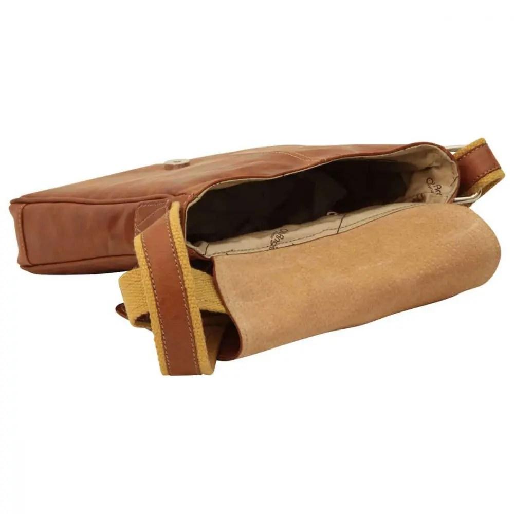 Liegende Satchel Bag Kolonial
