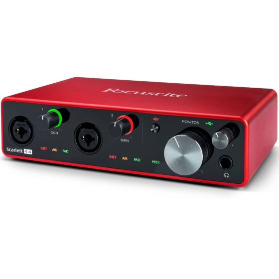 Best Audio Interface For A Student? #TechTalk