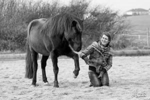 Sei echt, Pferdetraining, Pferdeblog, Pferd