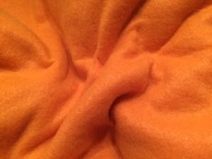 Orange Decke Farblichttherapie