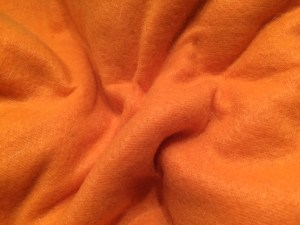 Orange Decke Farblichttherapie