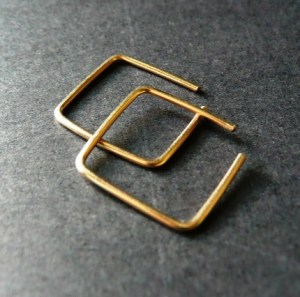 12k Goldfill Earrings
