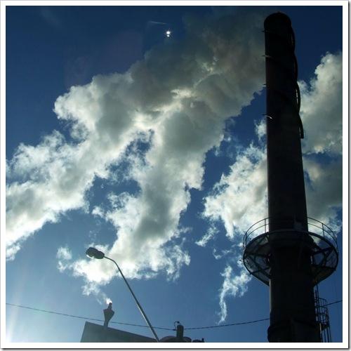 Sugar Cane Mill Smoke Stack_01