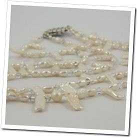 Bridal Stick Pearl Necklace (3)