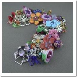 Blog Size Flower Garden Bracelet 1