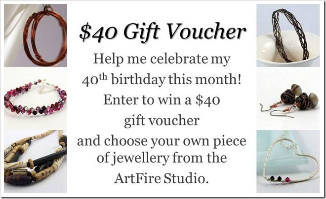 40 Gift Voucher