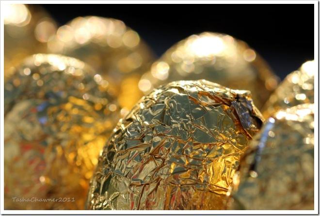 Day 141 - Golden Eggs