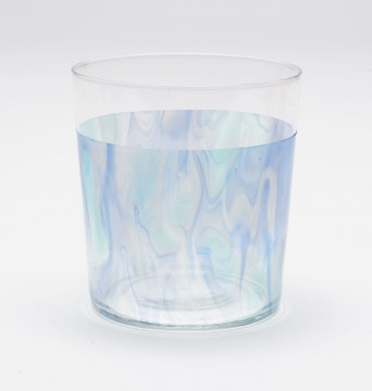 Marbleized Tumbler at Martha Stewart Crafts Dept