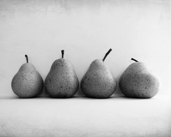 everyday objects can be beautiful - Pear Still Life by Lupen Grainne