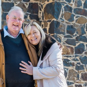 Tim and Lou were the last couple to be married at the old Anglican Church in Walcha - Photography by Tasha Chawner