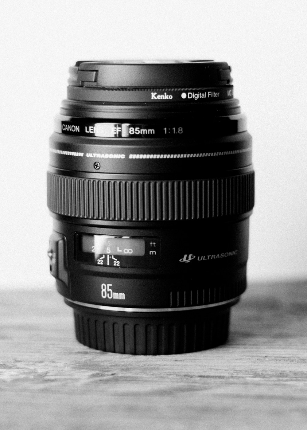Why I'm only using my Canon 85mm f/1.8 lens for all of 2016.
