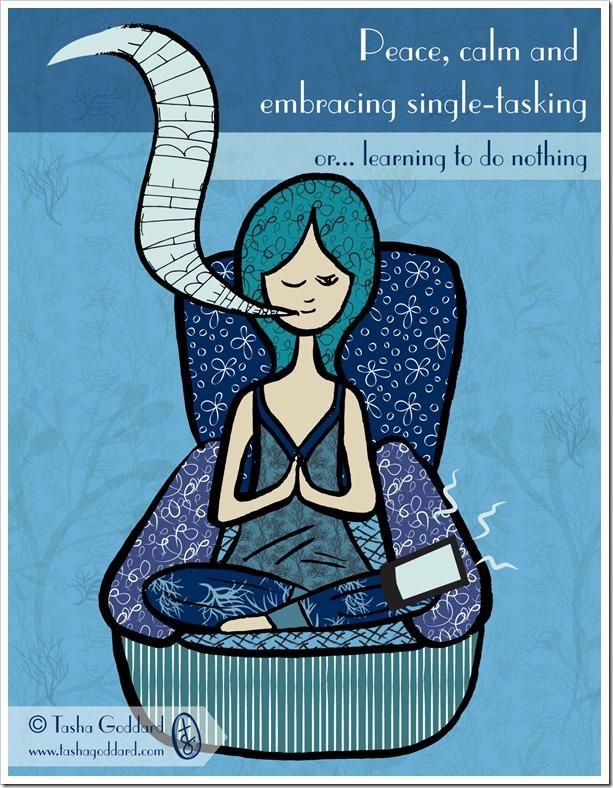 Mindfulness/Meditation Image © Tasha Goddard | www.tashagoddard.com