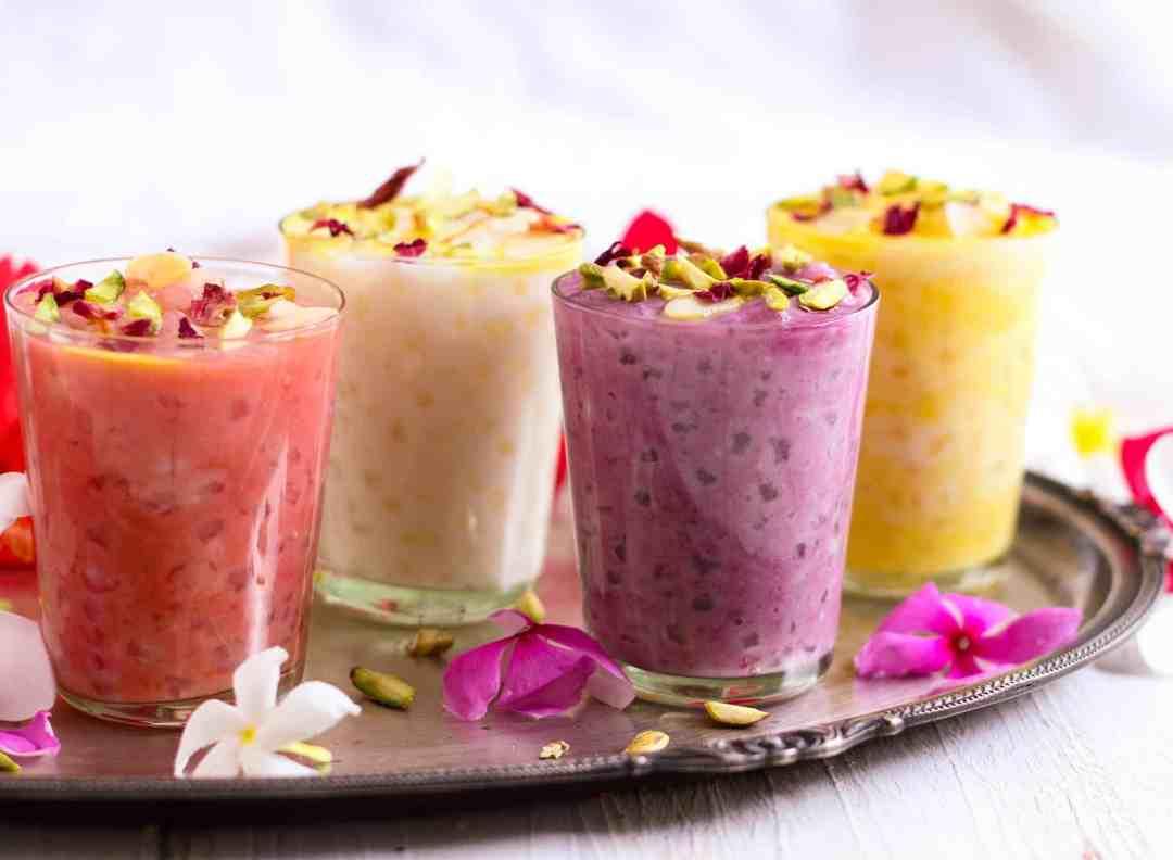 Sabudana Kheer ( sago pudding) | 8 Indian Sweets Recipes For Diwali