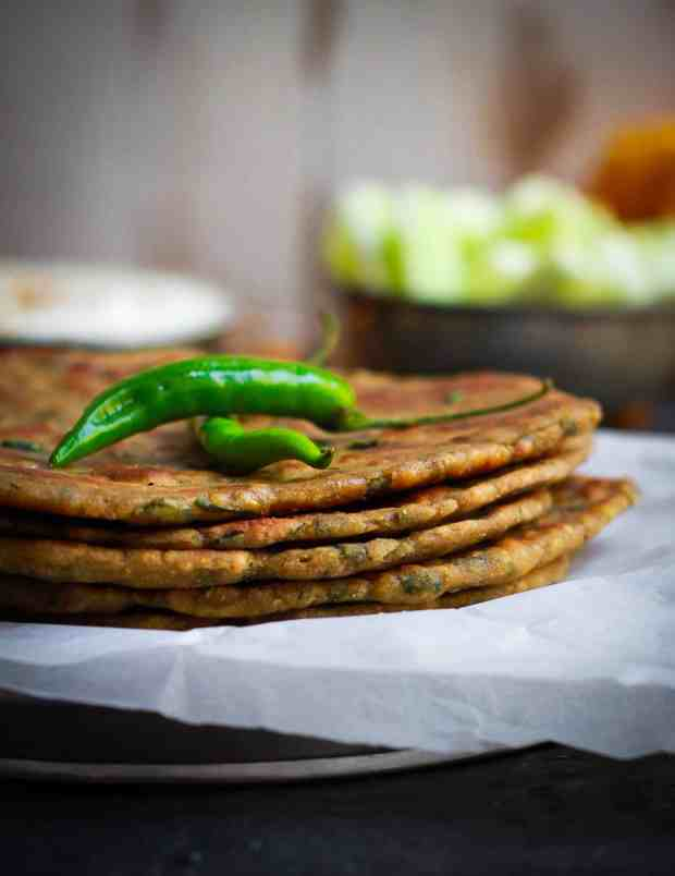 Kuttu Aloo Paratha   vrat ka Khana   Indian fasting food   glutenfree vegetarian healthy recipe