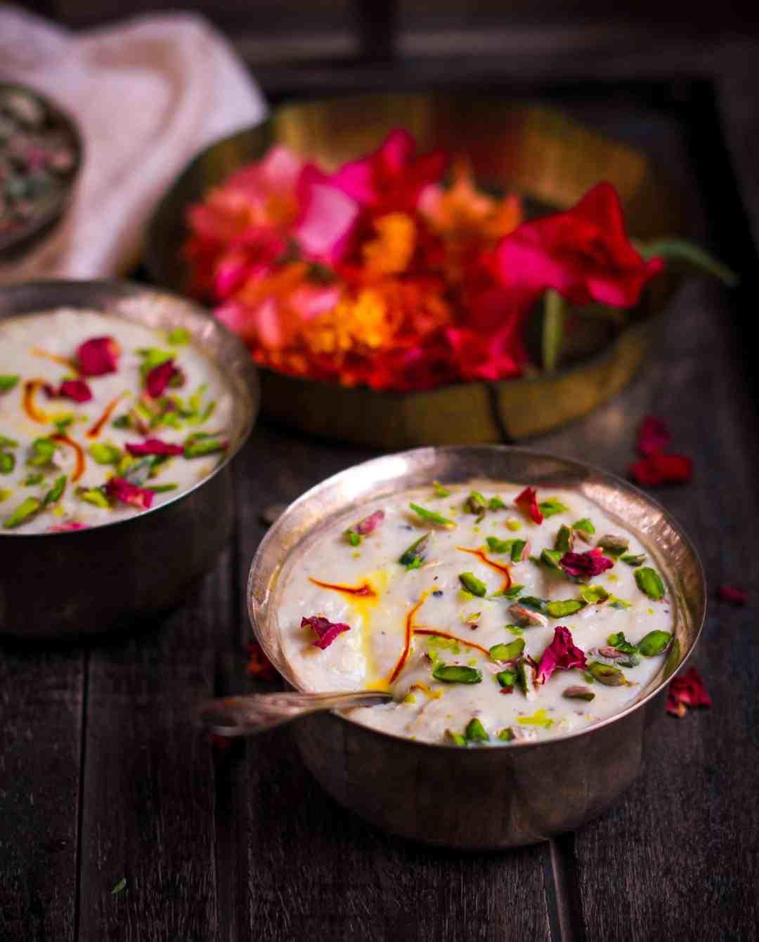 Makhane Ki Kheer   Vrat ka khana   Indian fasting food
