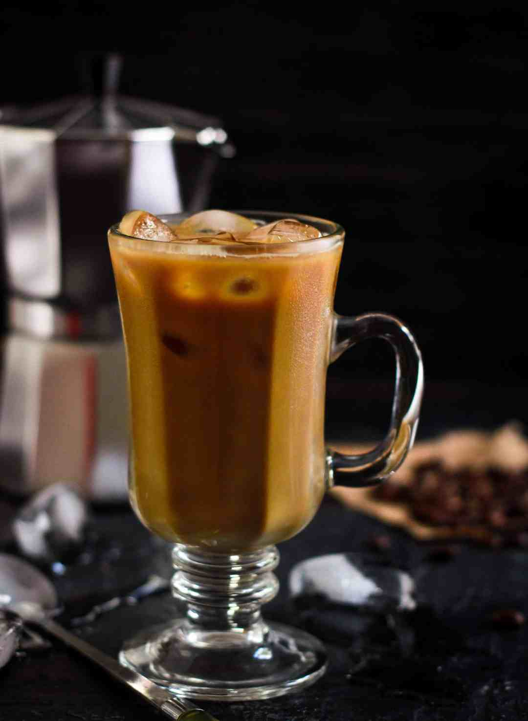 Vietnamese Iced Coffee refreshing pick me up for hot summer afternoons