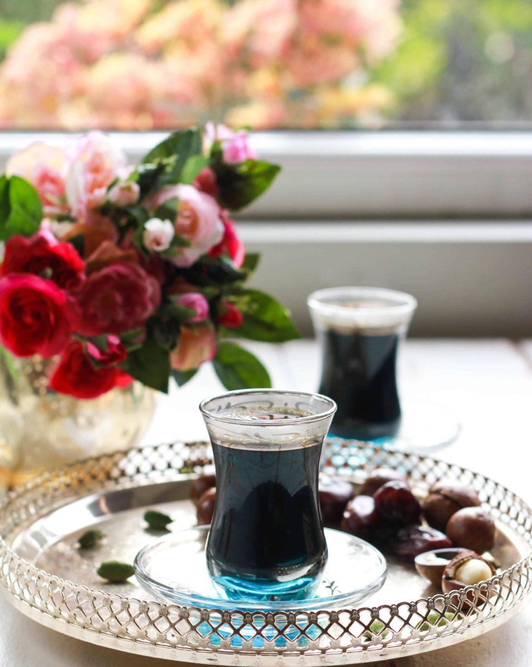 Arabic Coffee with Cardamom