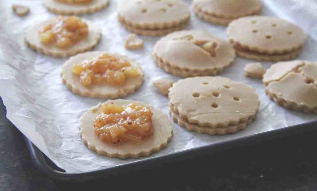 Gluten-free Mini Apple Pies