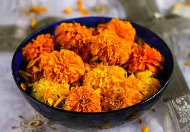 Diwali flowers