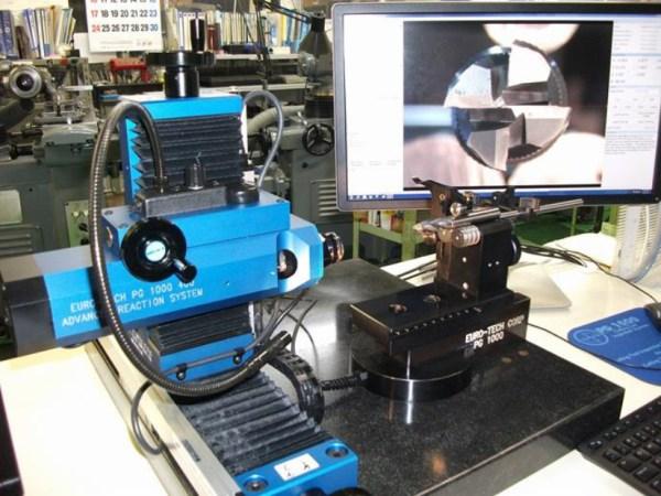 工具用測定顕微鏡 EURO-TECH社 PG1000-400