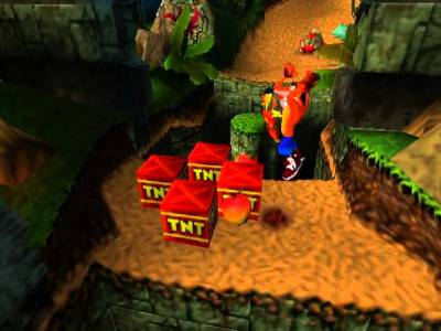 Crash Bandicoot 1-1
