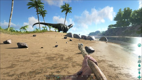 Ark Survival Evolved Game PC Free Download