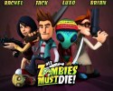 All Zombies Must Die PC Game Free Download